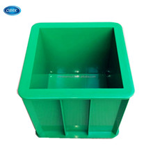 Better Price 150mm Cube Concrete Plastic Moulds