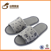 hot sex photos plush chicken pattern slipper men leather slipper