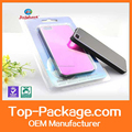 Design Logo Plastic Packaging Box For Cell Phone Case