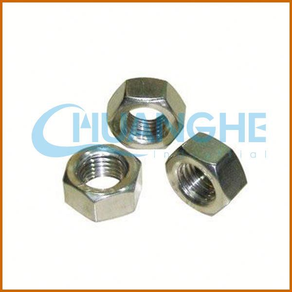 china supplier unc or unf g.i.hex nut
