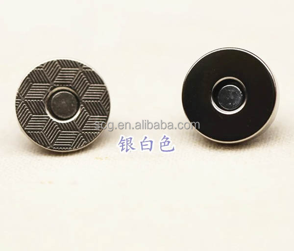 High performance new brand magnetic buttons for clothing