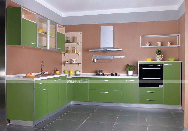 project qualified design mini kitchen cabinets for small