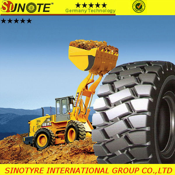 23.5-25 solid tires ORT tires