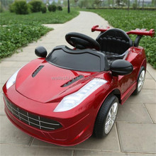 Best price children toys baby electric car licensed made in china