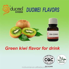 Green kiwi flavouring liquid flavor food flavor for drink