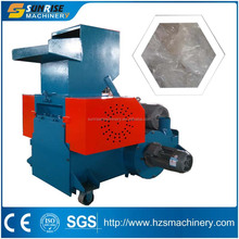 New design commercial plastic film crusher machine for washing line