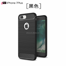 Rugged Armor Series Case For Iphone 7 7 Plus Soft Hard Material Combination Phone Case Full Protect Cell Phone Shell