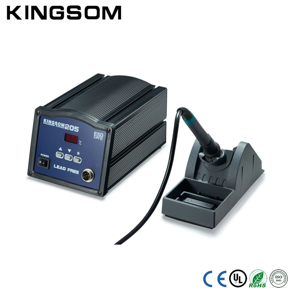 KS-205DH quick Soldering Station 150W PCB Soldering station Lead free