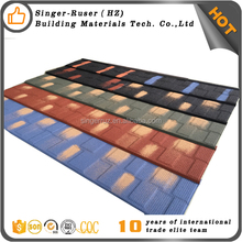 100% High Quality corrugated aluminum sheets produce colorful stone coated roof tile Nigeria Kenya Ghana Price
