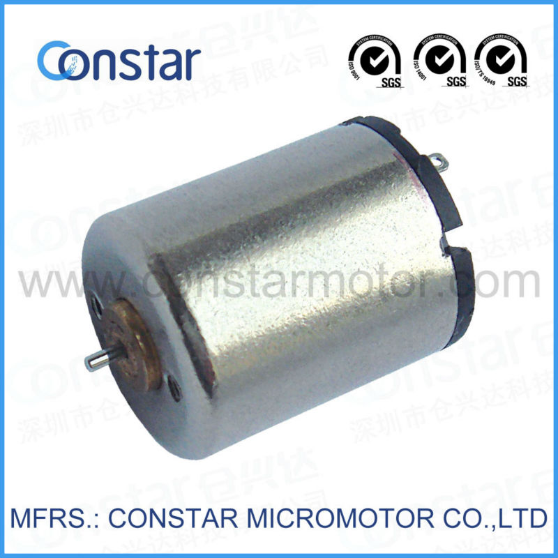 4.5V micro DC coreless motor with 0.5mNm Rated Torque