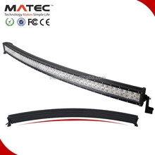 "288w curved special design Aluminum Housing wholesale 50"" curved led light bar"