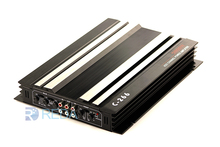 RAA-400 RMS 5000W class AB Digital 4 channel subwoofer bass over 90db power car amplifier