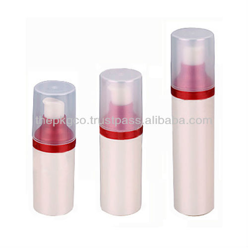20, 30 & 50ml Plastic Airless Bottles (21AB-YH-LS Series)