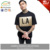 summer supplies t shirt design 2017 men gold foil print short sleeve long hem t-shirt online shopping india