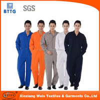 manufacture FRC fire retardant heat resistant workwear European coverall for oil and gas industry