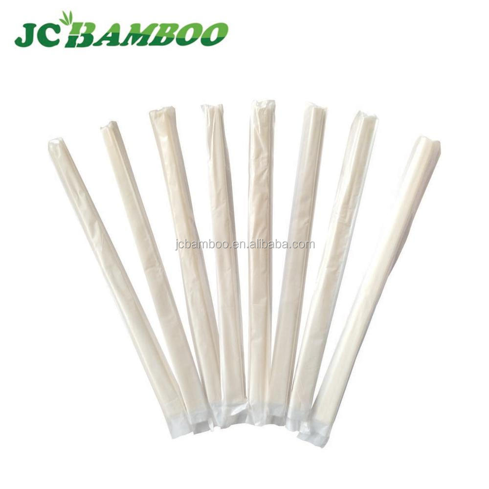 Bamboo Disposable Chopsticks With Half Paper Sleeve