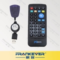 FrankEver Wireless Controller PC Computer USB Remote Control Air Mouse USB Receiver For Windows XP VISTA CE MCE