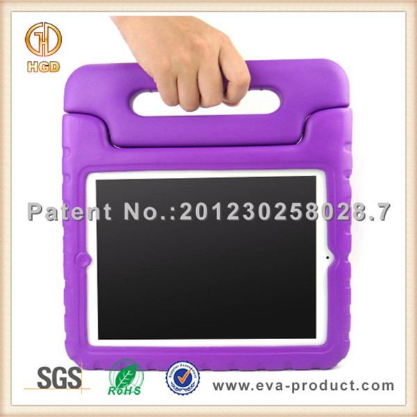 custom eva plastic case for ipad