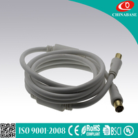 2016 Best rg8 coax 75 ohm coaxial cable Antenna Cable