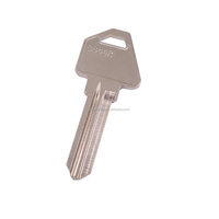 Australia market nickel plated blank key CB44R/LF32/LW4 2016 Hot sale