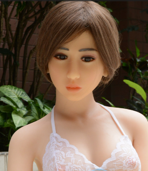 135 cm oral sex doll silicone doll head