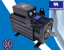 60kw 380v Permanent Magnet electric fan motor