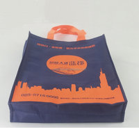 high quality foldable non-woven shopping bag