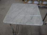 white marble square table marble top dining laminated table modern dining tables