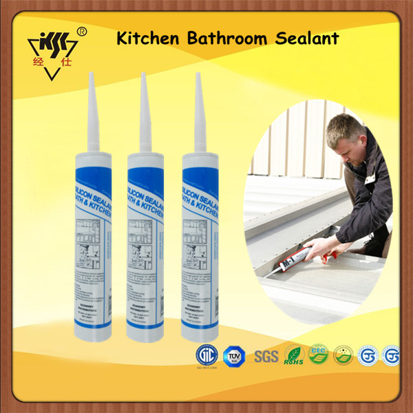 Room Temperature Used On Some Rubber Silicone Glue/Kitchen Bathroom Sealant