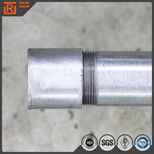 BS 1387 class c galvanized pipe, galvanized 16 gauge pipes, erw api steel pipe