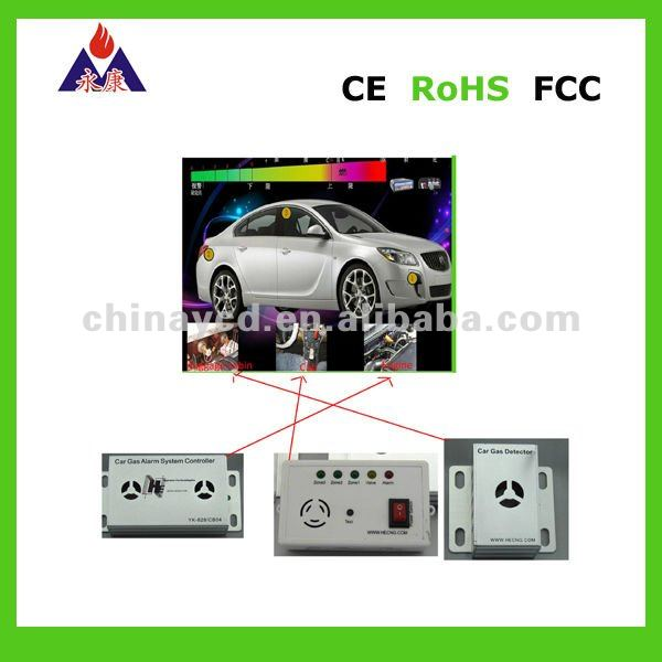 gsm door car security alarm sensor
