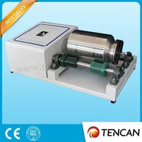 horizontal lab roll ball mill for grinding small food