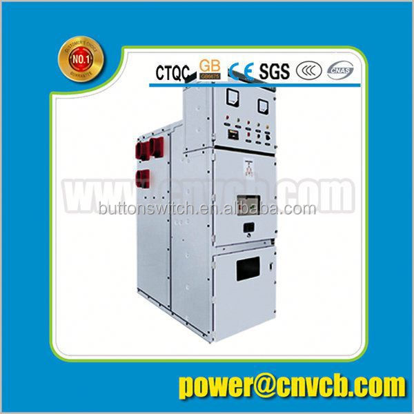 40.5KV Gis Gas SF6 Insulated Metal enclosed Switchgear(C-GIS) sf6 630a switchgear