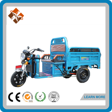 Cargo gasoline Motor Tricycle for adults