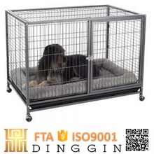 Many kinds of pet square tube dog cage