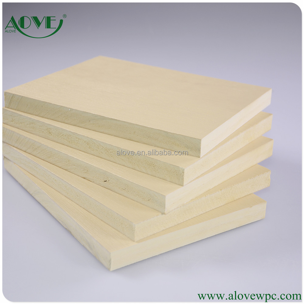 wood plastic composite sheet furniture board with no lead formaldehdye free 4x8 wpc board