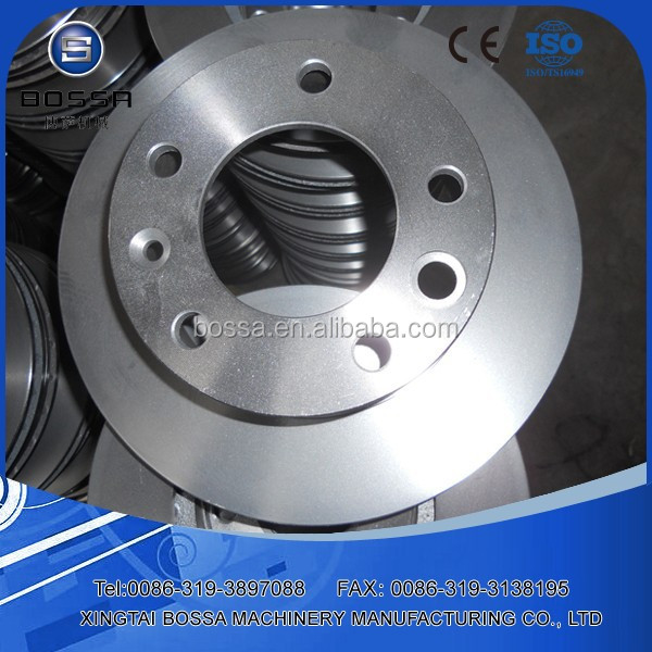 Customized auto parts brake disc rotor price for Car or Truck