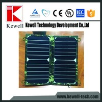 China cheap high quality mini sunpower folding mono solar panel