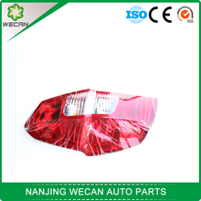 Accept sample order top auto parts car tail light for hongguang S chinese car and korean car
