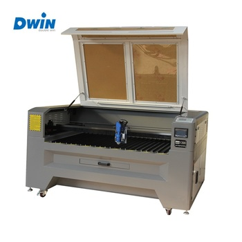Co2 laser metal and nometal cutting machine
