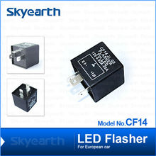 UK Flashers CF14 JL-02 Flasher For LED 12V 0.02A-20A