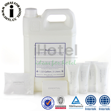 OEM Hotel Shampoo Plastic Containers 5 Liters with Different Packing