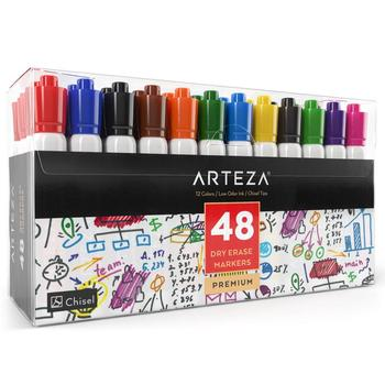 12colors Non-Toxic Whiteboard Marker set