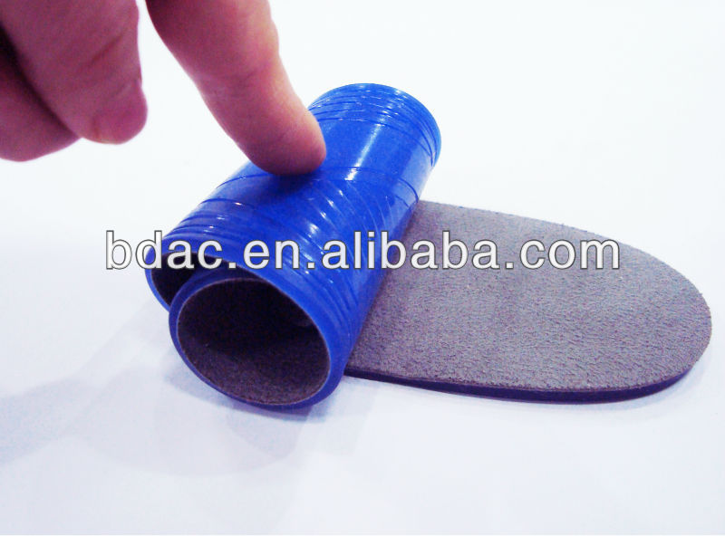 unisex gel daily care thin design gel foot cushion