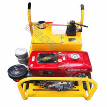 Portable Stone rock hand splitter stone split breaker machine price