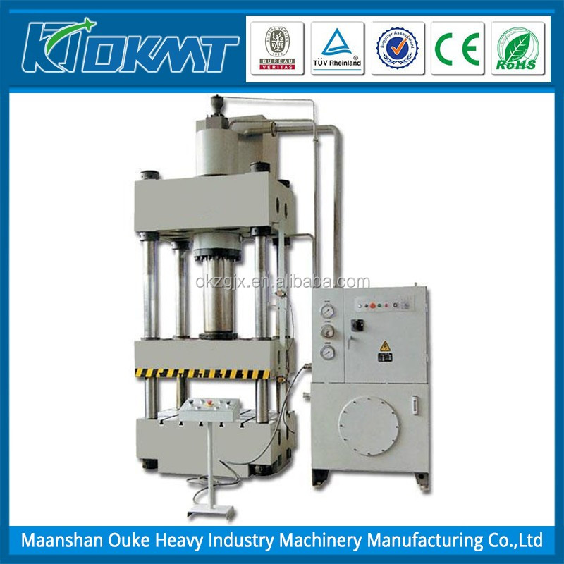 OKMT Brand 160 ton hydraulic press for making pot