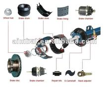 compatible with YORK TRUCK BRAKE PART