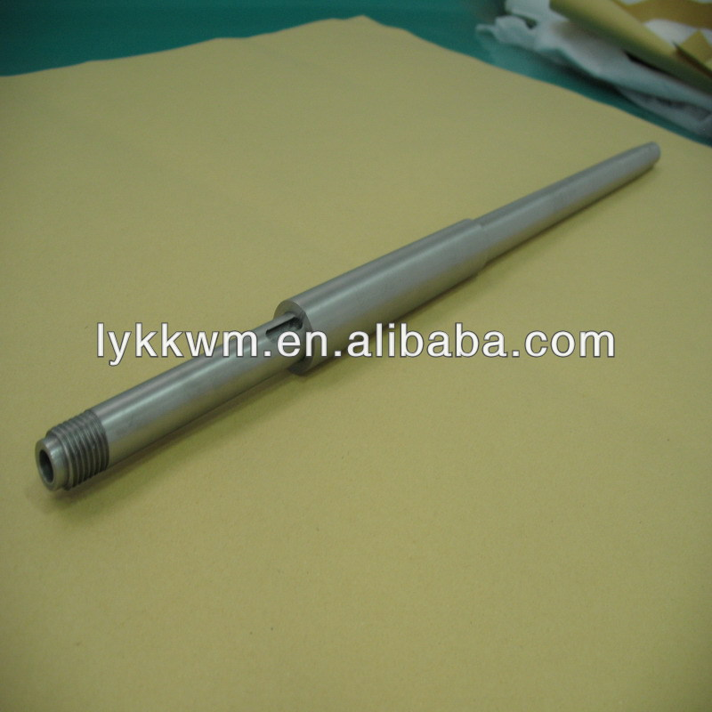 ASTM B386 molybdenum electrode for induction vacuum furnace made in China