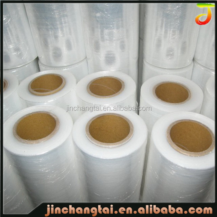 Direct manufacturer hot sale food grade pe wrapping cling film