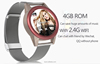 Android Wear Smart watch M200,fit watch and back stainless steel watch,Wonderful never stop
